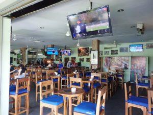 Adrenaline Sports Bar Seminyak Bali