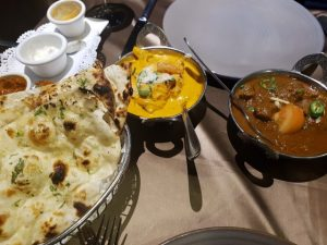 Great Indian Food at the The Spice Room Sydney