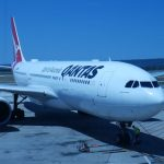 Qantas Perth to Sydney A330-200