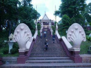 Wat Phnom Buddist Temple Phnom Penh