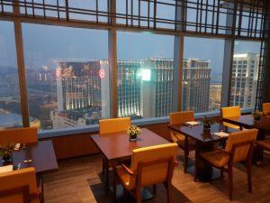 Club Lounge at the Grand Hyatt Macau