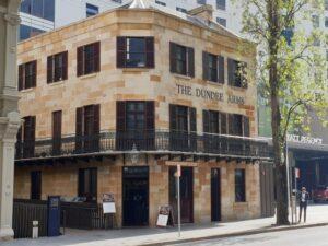 Dundee Arms Sussex Street Sydney CBD