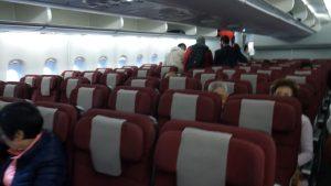 Flight Review Qantas A380 Hong Kong to Sydney