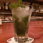 Mojito at Bar Mimi Ginza
