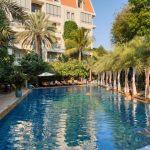 Palace Gate Hotel Swimming Pool
