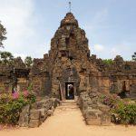Ta Prohm Temple Tonle Bati