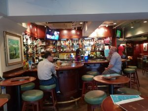 The White Stag Pub in Wan Chai Hong Kong
