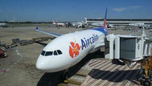 Aircalin A330-200 rego: F-OJSE