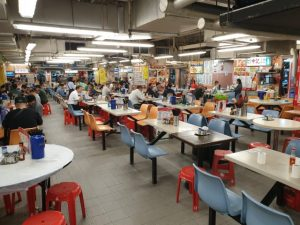 Lockhard Road Cooked Food Centre Wan Chai