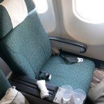Premium Economy Seat on Cathay Pacfific A330-300