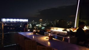 Spectrum Rooftop Bar Bangkok