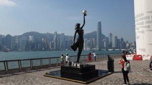 The Avenue of Stars Hong Kong