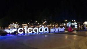 Cicada Night Market Hua Hin Thailand