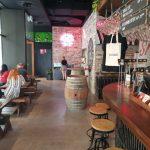 Inside Beerhaus Barangaroo
