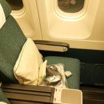 Premium Economy seat on Cathay Pacific A330-300