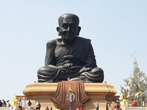 Wat Huay Mongkol Statue Hua Hin