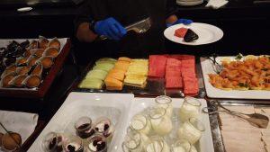 Hilton Brisbane Buffet Breakfast