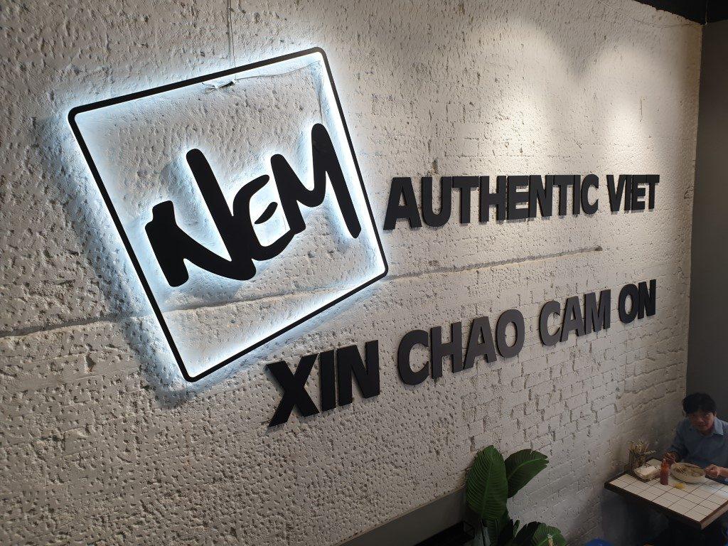 Great Vietnamese Food in Sydney CBD - Nem Viet Kitchen