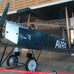 Replica Plane at Sydney Domestic Airport