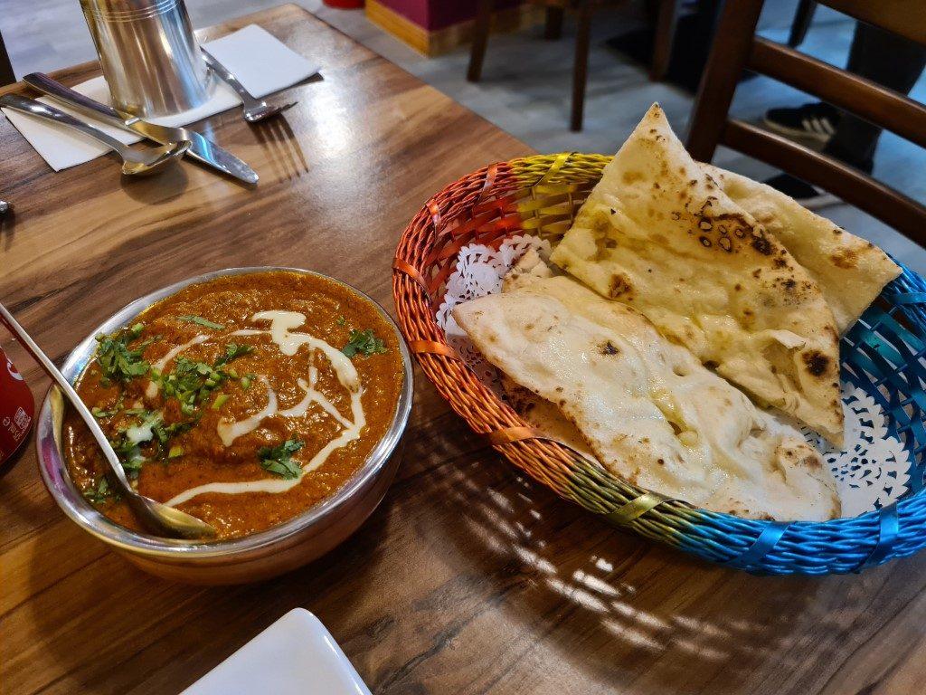 Tasty Indian Food at Sankalp Taste Of India Restaurant Surfers Paradise