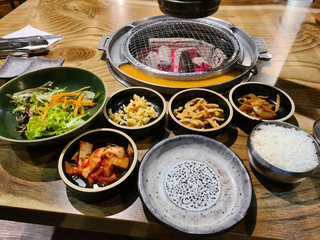 Korilla Korean BBQ Restaurant Brisbane City