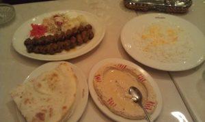 Delicious Persian Food in Tokyo