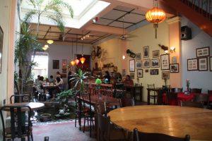 Bulldog Cafe in Malacca Malaysia