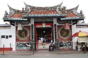 Chinatown Malacca Malaysia