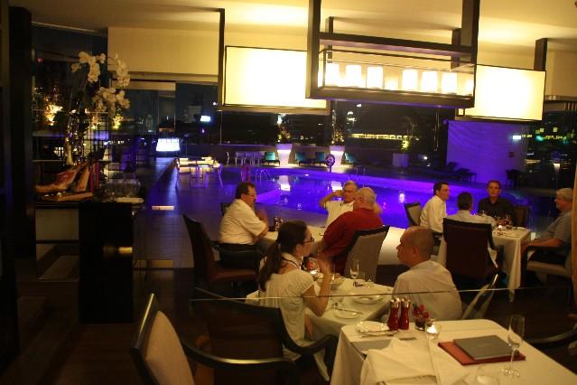 Fine Dining Italian Restaurant at Hilton Singapore - Il Cielo